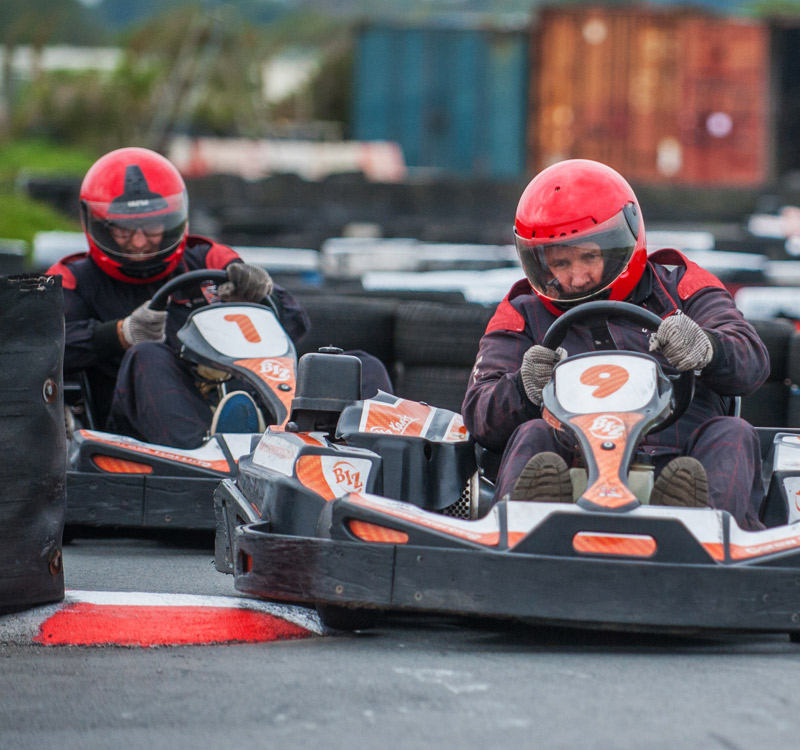 carew karting