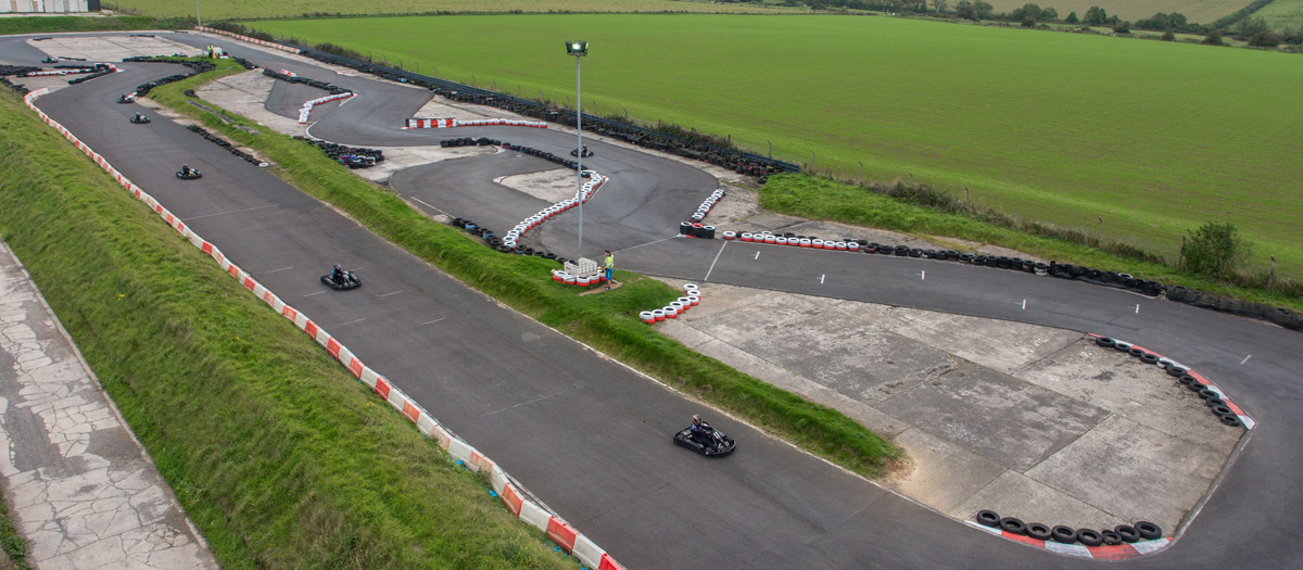 Carew karting tenby pembrokeshire